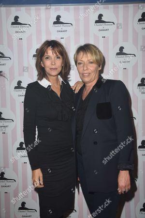 Tina Kieffer, Christine Pageot