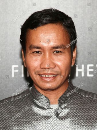 """Kompheak Phoeung attends a special screening of Netflix's""""First They Killed My Father"""" at the DGA theater, in New York"""
