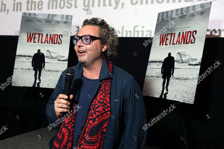 Editorial picture of 'Wetlands' film screening, Philadelphia, USA - 14 Sep 2017
