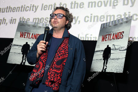Editorial image of 'Wetlands' film screening, Philadelphia, USA - 14 Sep 2017