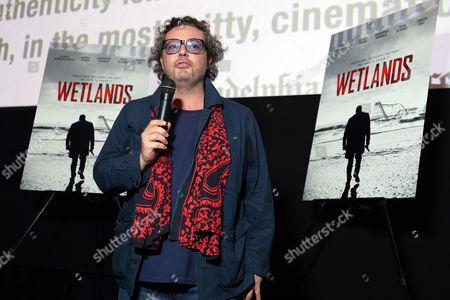 Editorial picture of 'Wetlands' film screening, Philadelphia, USA - 14 Sep 2017