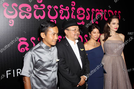 Kompheak Phoeung, Rithy Panh (Producer), Loung Ung (Co-Writer Author), Angelina Jolie (Dir., Co-Writer, Producer)