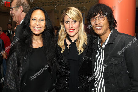 Inez van Lamsweerde and Vinoodh Matadin with Kate Mulleavy