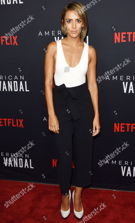 Editorial image of 'American Vandal' TV show special screening, Los Angeles, USA - 14 Sep 2017