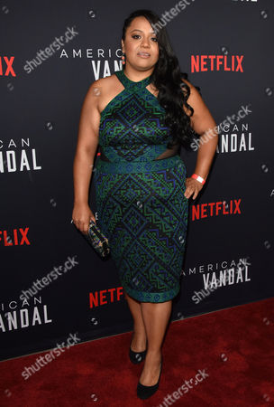Editorial picture of 'American Vandal' TV show special screening, Los Angeles, USA - 14 Sep 2017