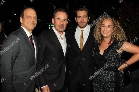 Gary Michael Walters, Micheal Litvak, Jake Gyllenhaal and Riva Marker