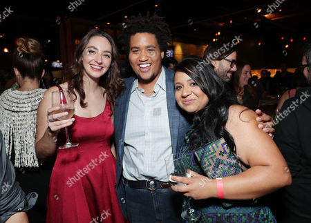 Camille Ramsey, Lou Wilson and Jessica Juarez