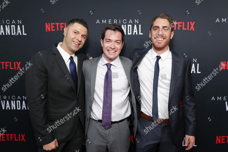 Dan Lagana - Showrunner, Dan Perrault - Creator/Exec. Producer and Tony Yacenda - Creator/Exec. Producer