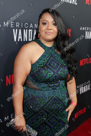 Editorial photo of Netflix 'American Vandal' special premiere screening event and reception, Los Angeles, USA - 14 September 2017