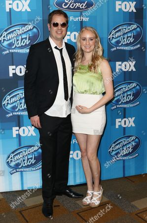 "Editorial image of ""American Idol"" Farewell Season Finale - Arrivals, Los Angeles, USA"