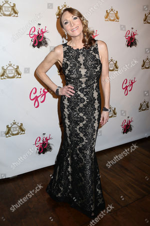 """Stock Picture of Dee Hoty attends the Broadway opening night party of """"Gigi"""", in New York"""