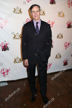 """Howard McGillin attends the Broadway opening night party of """"Gigi"""", in New York"""