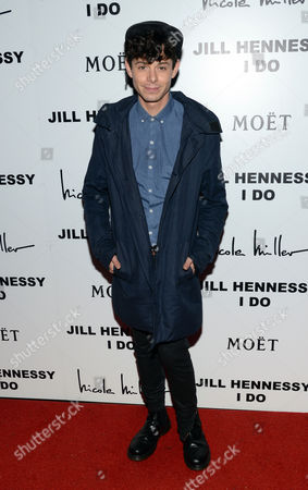 """Paul Iacono attends the album release party for Jill hennessy's """"I Do"""" at The Cutting Room, in New York"""