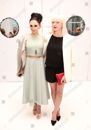 "Editorial image of ""Psychos"" by Babe Walker - Book Party at Alice and Olivia, New York, USA"