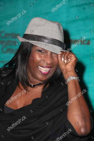 """Stock Picture of Actress Kiki Shepard poses during the arrivals for the opening night performance of """"The Gershwins' Porgy and Bess"""" at the Center Theatre Group/Ahmanson Theatre, in Los Angeles, Calif"""