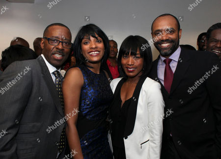 "Editorial picture of ""The Gershwins' Porgy and Bess"" CTG/Ahmanson Theatre Opening Night, Los Angeles, USA"