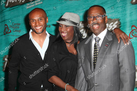 """Editorial picture of """"The Gershwins' Porgy and Bess"""" CTG/Ahmanson Theatre Opening Night, Los Angeles, USA"""