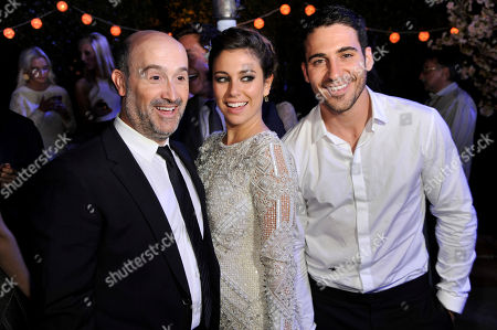 Editorial image of 2013 Film Festival Premiere of I'm So Excited - After Party, Los Angeles, USA