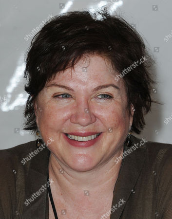 Julia Sweeney at the 2013 LA Times Festival of Books at the University of Southern California campus, in Los Angeles