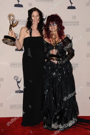 Editorial photo of 2013 Primetime Creative Arts Emmy Awards - Press Room, Los Angeles, USA