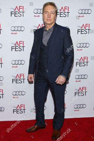 Lee Perkins attends a special screening of 'Foxcatcher' during the AFI FEST 2014 at Dolby Theatre on in Los Angeles