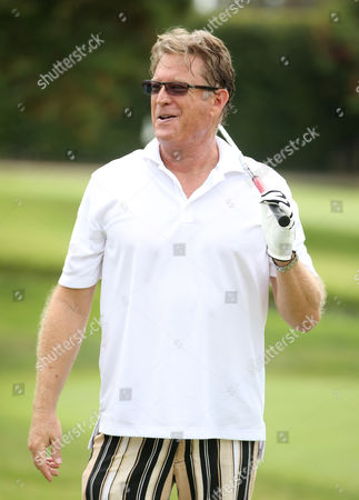 Chris Rich participates in a tournament at the 15th Emmys Golf Classic, presented by the Television Academy Foundation, at the Wilshire Country Club in Los Angeles