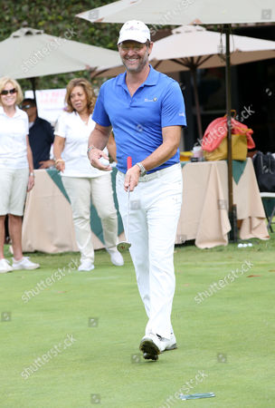 Jeff Nordling participates in a tournament at the 15th Emmys Golf Classic, presented by the Television Academy Foundation, at the Wilshire Country Club in Los Angeles