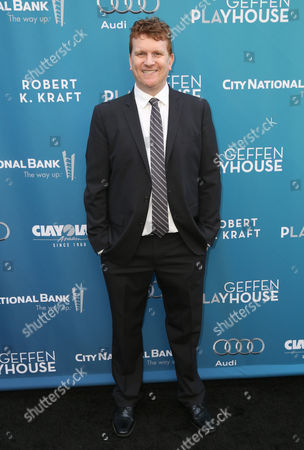 Gil Cates Jr. attends Backstage at the Geffen, in Los Angeles