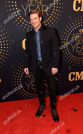 Chris Carmack attends the 2015 CMT Artists of the Year at Schermerhorn Symphony Center, in Nashville, Tenn