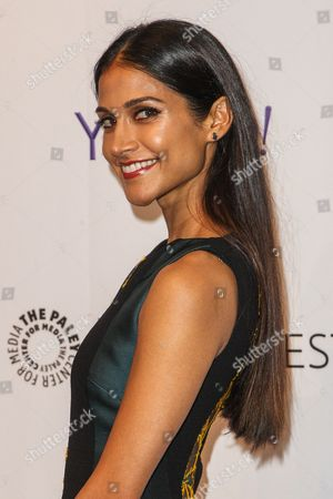 Melanie Chandra attends the at 2015 PaleyFest Fall TV Previews at The Paley Center for Media, in Beverly Hills, Calif