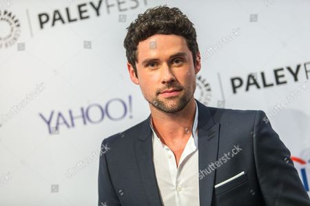 Benjamin Hollingsworth attends the at 2015 PaleyFest Fall TV Previews at The Paley Center for Media, in Beverly Hills, Calif