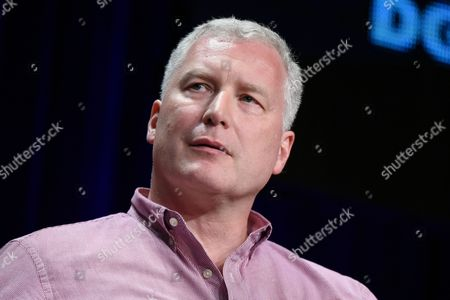 "Stock Picture of Director Tristram Shapeero participates in the ""Directing Funnyâ?? panel at the Directors Guild of America Summer TCA Tour held at the Beverly Hilton Hotel on in Beverly Hills, Calif"