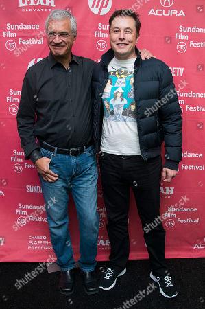 "Editorial image of 2015 Sundance Film Festival - ""Racing Extinction"" Premiere, Park City, USA"