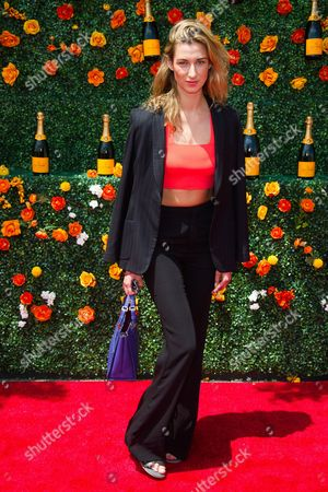 Lauren Remington Platt attends the eighth annual Veuve Clicquot Polo Classic at Liberty State Park, in Jersey City, N.J