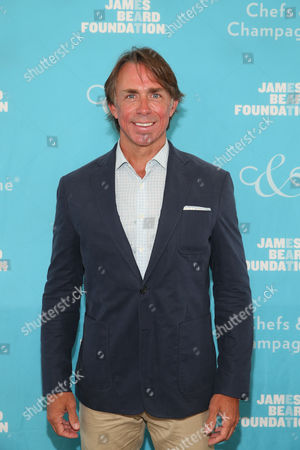 Honoree Chef John Besh seen at the James Beard Foundation's Chefs & Champagne fundraiser, at Wolffer Estate Vineyard in Sagaponack, N.Y