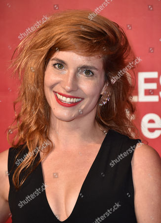 Stock Picture of Hana Vagnerova arrives at the MusiCares Person of the Year tribute honoring Lionel Richie at the Los Angeles Convention Center on