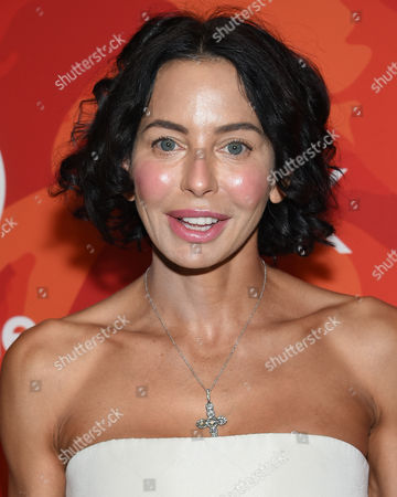 Lisa Maria Falcone attends the 2016 Variety's Power of Women: New York, presented by Lifetime, at Cipriani Midtown, in New York