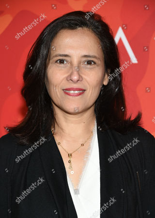 Joana Vicente attends the 2016 Variety's Power of Women: New York, presented by Lifetime, at Cipriani Midtown, in New York