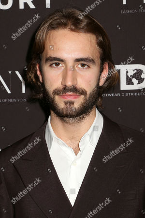Stock Image of Nicolo Beretta attends the 30th FN Achievement Awards, presented by Footwear News, at IAC Headquarters, in New York