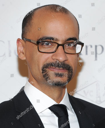 Stock Image of Mailer Prize for Distinguished Writing recipient Junot Diaz attends the 5th annual Norman Mailer Center benefit gala at The New York Public Library on in New York