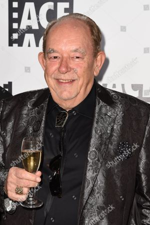 Robin Leach attends the 65th Annual ACE Eddie Awards at the Beverly Hilton Hotel, in Beverly Hills, Calif