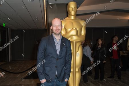"""Michael Lennox arrives at the 87th Academy Awards - """"Shorts"""" at the Samuel Goldwyn Theater on in Beverly Hills, Calif"""