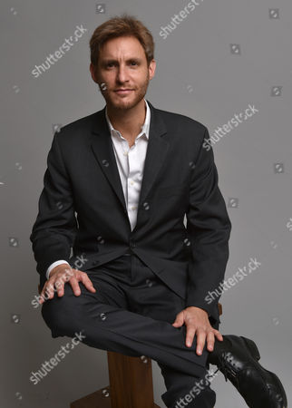 Damian Szifron poses for a portrait during the 87th Academy Awards nominees luncheon at the Beverly Hilton Hotel, in Beverly Hills, Calif
