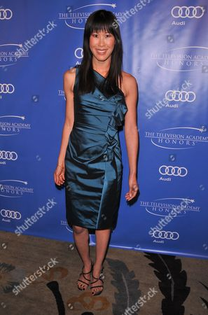 "MAY 2: Laura Ling arrives at the Academy of Television Arts & Sciences Presents ""The 5th Annual Television Academy Honors"" at the Beverly Hills Hotel on in Beverly Hills, California"