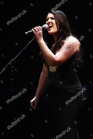Kree Harrison at the ACM Honors at the Ryman Auditorium on in Nashville, Tenn