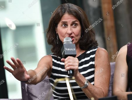 "Director Jill Bauer participates in AOL's BUILD Speaker Series to discuss the new film ""Hot Girls Wanted"" at AOL Studios, in New York"