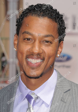 Wesley Jonathan arrives at the BET Awards, in Los Angeles