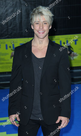Mitch Hewer arrives for the UK premiere of Filth, an adaptation of the novel by author Irvine Welsh, at a central London cinema