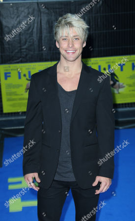 Stock Picture of Mitch Hewer arrives for the UK premiere of Filth, an adaptation of the novel by author Irvine Welsh, at a central London cinema