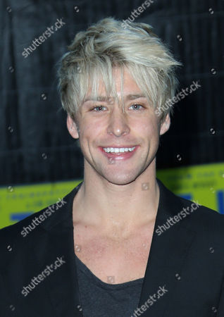 Stock Image of Mitch Hewer arrives for the UK premiere of Filth, an adaptation of the novel by author Irvine Welsh, at a central London cinema